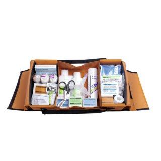Erste Hilfe Tasche Ruck Zuck Sport Sanitätstasche Gefüllt 13358