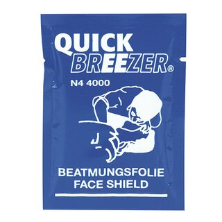 Quick-Breezer ECO Beatmungsfolie